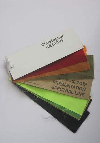 London Fashion Week: The Best Invites - Christopher Raeburn