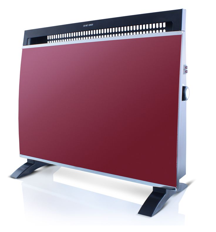 Red Glass Heater http://www.morphyrichards.co.za/products/red-wall-mount-panel-heater-699892sa