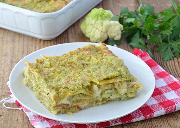 Le lasagne broccolo e polpa di granchio sono un primo piatto dal gusto irresistibile e semplicissime da preparare, perfette per il pranzo della domenica.