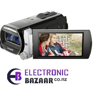 Sony HDR-TD20E Full HD 3D Handycam Camcorder - PAL is perfect for capturing your 3D adventures, memories and events. The camera features dual, full HD sensors that shoot true 3D videos with 1920 x 1080p resolution at 50 or 25 frames per second (fps).