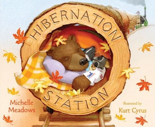 Hibernation Station and other good books for kids about hibernation and animals in winter