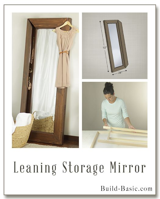how to build a mirror