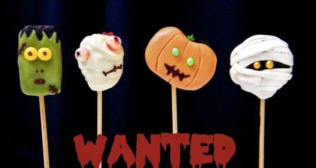 Cake pops : la folie des monstres !   Drôles de mums- Gowizdeflo