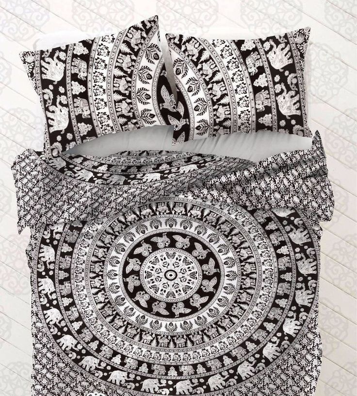 Best 25 Bohemian Bedding Sets Ideas On Pinterest Blue And White Bedding White Bed Covers And