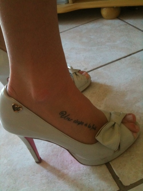 1000 images about love these tattoos on pinterest for Tattoo one step at a time