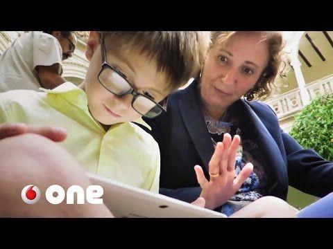 Luz Rello, la creadora de la aplicación que detecta la dislexia en 15 minutos : One – Vodafone