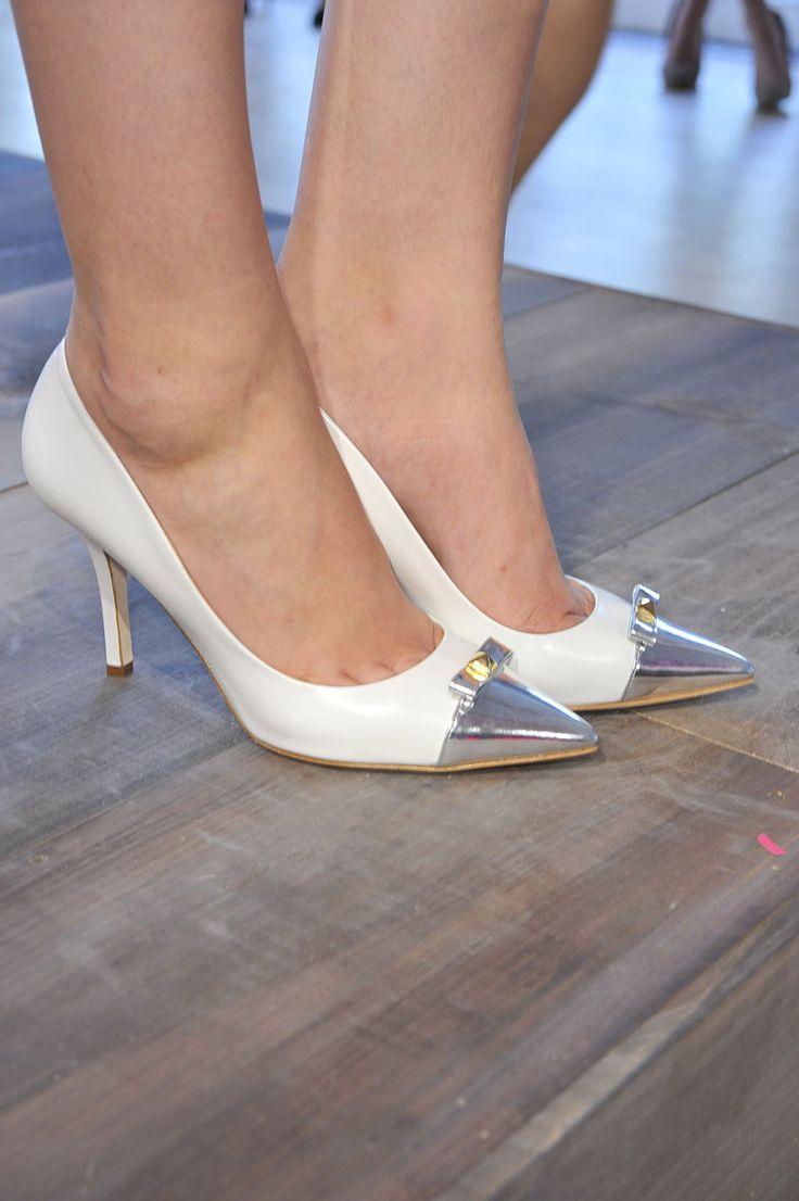 Tendencia Primavera 2013 zapatos tacon bajo - Kate Spade