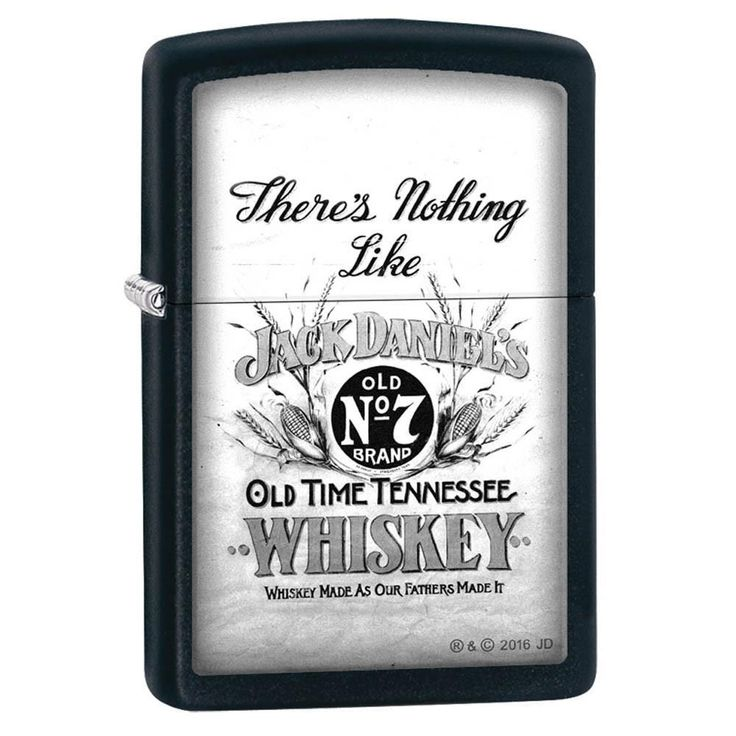 Zippo - Jack Daniels Theres Nothing Likezippo - Jd Theres Nothing Like – Smokemart