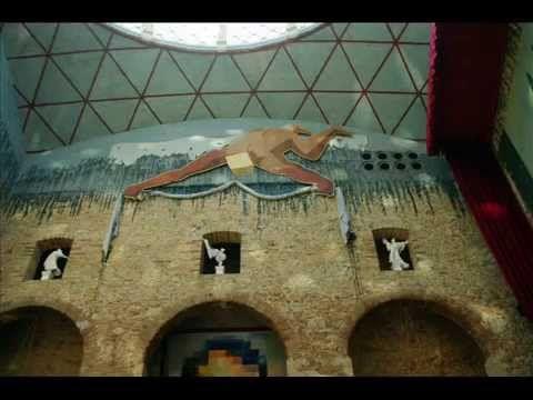 Fotos de: Gerona - Girona - Figueras - Figueres - Museo de Dali -1ª parte