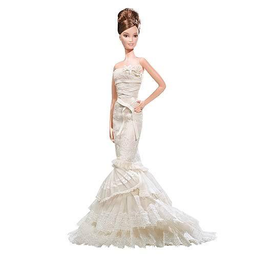 Vera Wang Wedding Barbie
