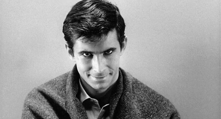 Psicosis. Norman Bates.