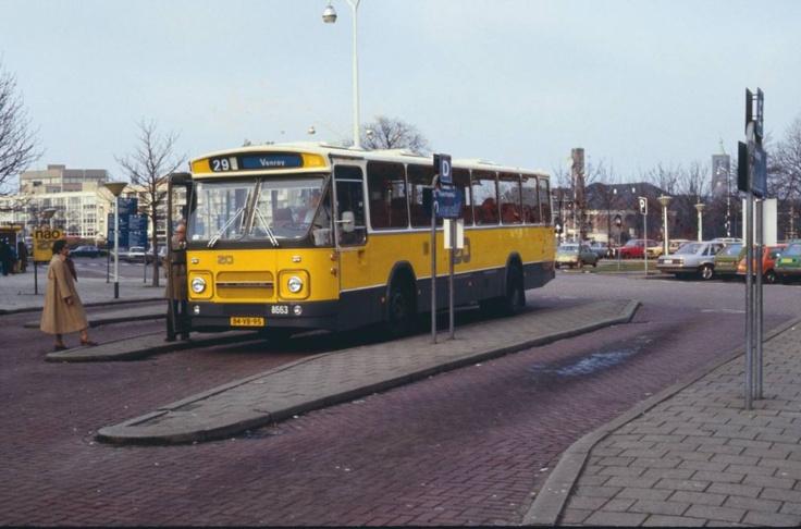 bus begin jaren '80