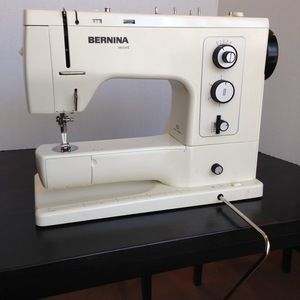 Bernina 830 Record Review — Ashley and the Noisemakers