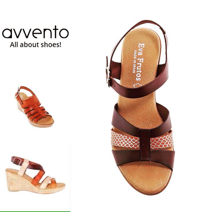 Πλατφόρμες Eva Froutos 55 euro στο www.avvento-shoes.gr