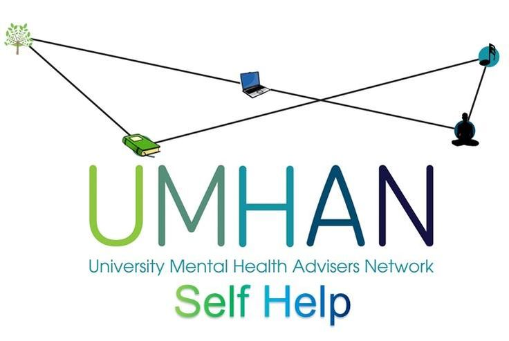 Our website has a new #SelfHelp #MentalHealth section! Have a look at: http://www.umhan.com/self-help.html