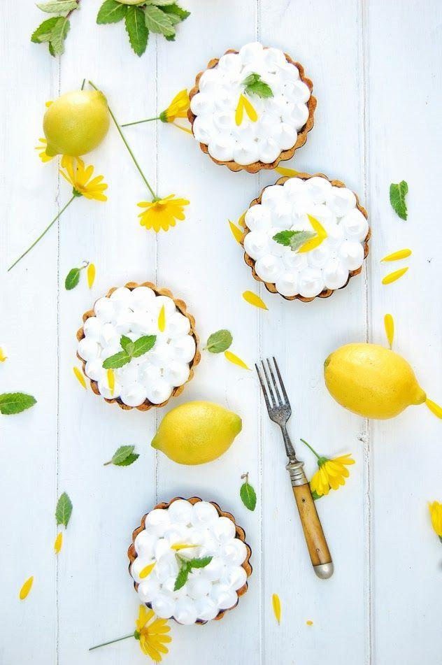 Lemon & Yogurt Pie Recipe - use site translate button