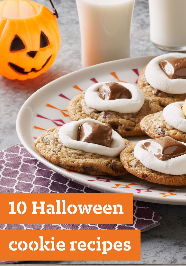 10 Halloween Cookie Recipes – Need some scary-good cookies for the dessert table at your house this Halloween? We've got 'em right here, and they're sure to please the monsters and ghosts at your party.