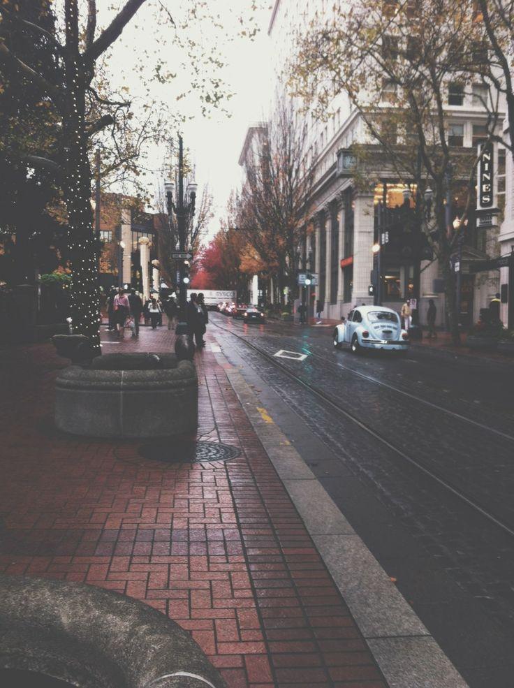 Portland, Oregon #citiscape