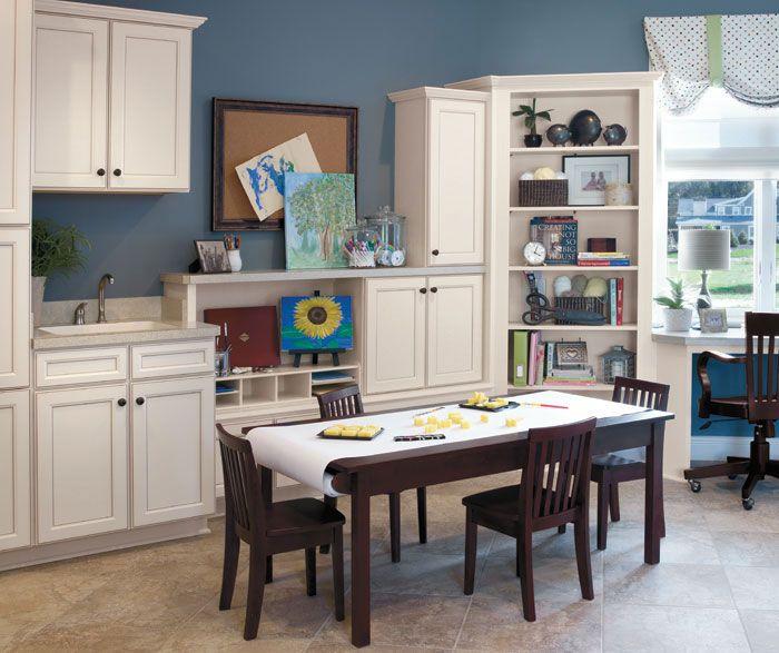 Old Style Kitchen Cabinet Doors: Aristokraft Durham Cabinet Door Style. PureStyle Laminate