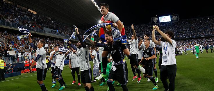 0-2: LaLiga champions!
