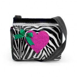 Zebra Hart Roze | Mamos Kinderkleding