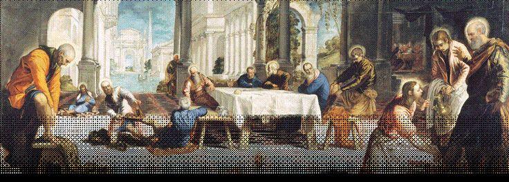 Una mirada simbólica en referencia al cristianismo Dicen las lecturas del evangelio que el lavatorio de los pies, que hizo el propio Jesucristo a sus discípulos, y que precedió a la santa cena, no…