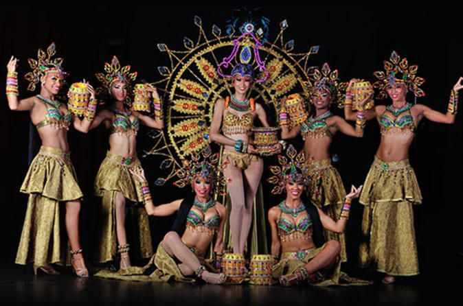 Ocean World Puerto Plata - Bravissimo Show and Dinner Package The most spectacular night tour on this beautiful island! Enjoy a delicious dinner (if Bravissimo Show and Dinner option selected) before seeing spectacular night shows! See 'Bravissimo', a Las Vegas style show and highlight of your vacation, before trying your luck at the glamorous casino!A member of Ocean World's friendly and courteous guest services team will escort you from your hotel to the stunning casino comp...