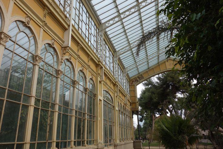 Barcelona- Parque de la Ciutadella