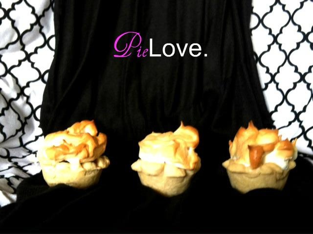 "Yummy ""BottleCapp"" pies from Pie Love Bakeshop!"