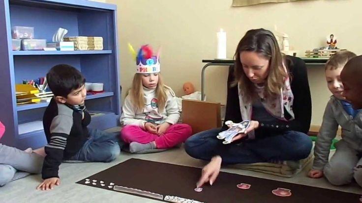 Godly Play Nederlandstalig Parabel van de zaaier