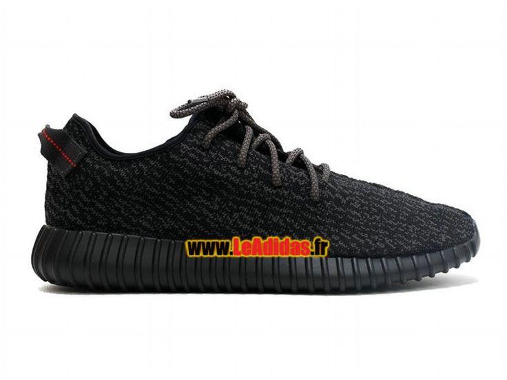Adidas Yeezy 350 Boost Low - Chaussure Adidas Sportswear Pas Cher Pour Homme/Femme Noir BB5350