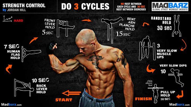 Tohle je jinej level. Až podkáte někoho kdo udělá celý kolo, tak se ho zeptejte, co dělá kromě workoutu jinýho.. :D