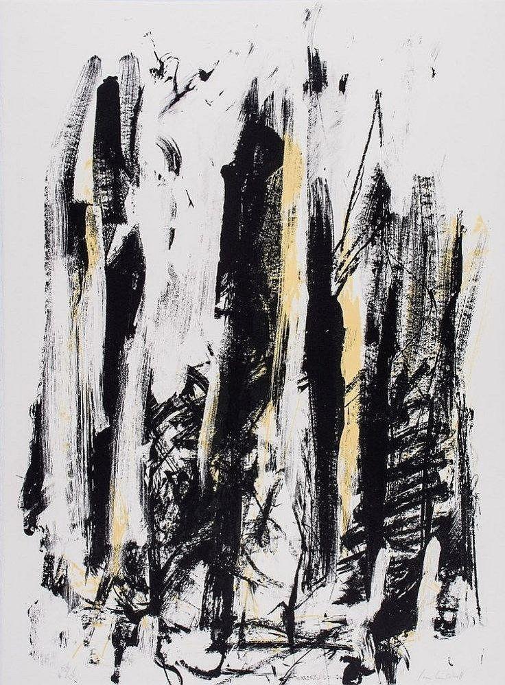 Джоан Митчелл (англ. Joan Mitchell) род. 12 февраля 1926 г. Чикаго — ум. 30 октября 1992 г. Париж) — американская художница, работавшая в стиле абстрактного экспрессионизма. «Абстракционизм – abstract art» в социальных сетях - https://www.1abstractart.com/---abstract-art