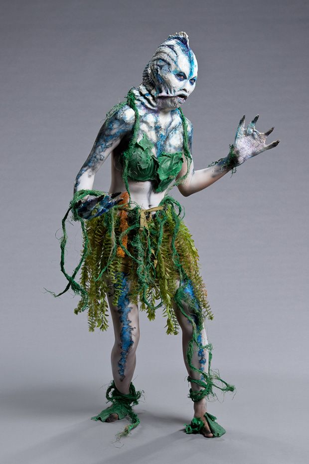 127 best images about halloween costume inspiration on for Fish costume men