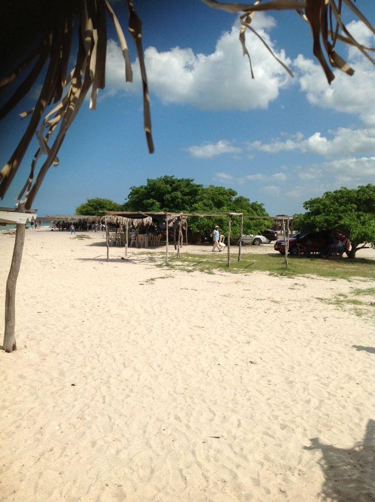 One day in the Guajira