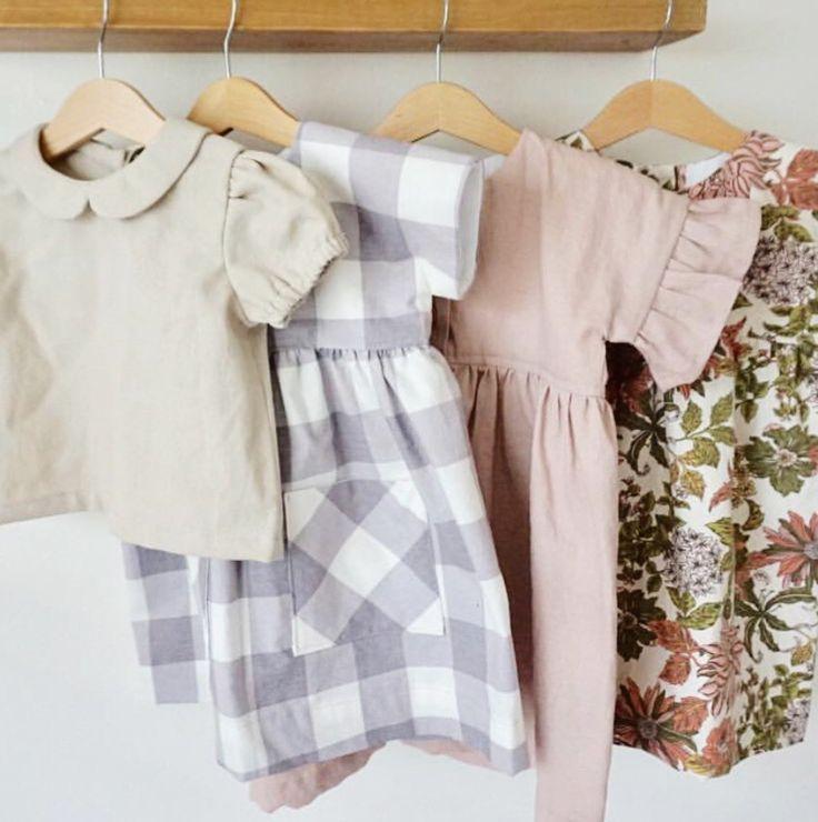 Beautiful Handmade Baby & Toddler Clothing   DearLoa on Etsy