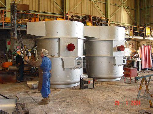 Ferroatlantica Cucharas  boilermaking, steel tanks, steel structures