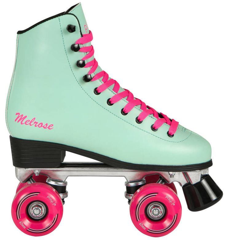 Playlife Melrose Deluxe Turquoise Quad Rolschaatsen - Skates