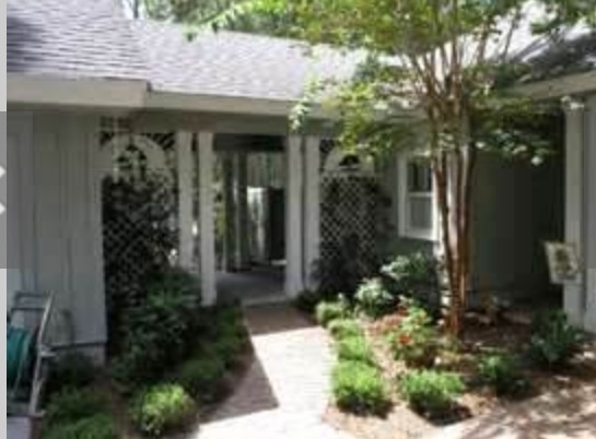 Breezeway landscaping breezeways pinterest breezeway for Carport landscaping ideas