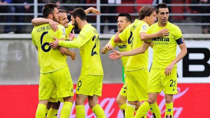Villarreal memperkuat cengkeraman mereka di tempat keempat dan mengakhiri rekor tanpa kemenangan di Divisi Primera dengan menang 2-1 di Eibar.