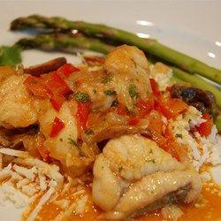 Thai Monkfish Curry - Allrecipes.com
