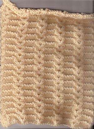 zaujimavy  cables knitting stitch - Google'da Ara