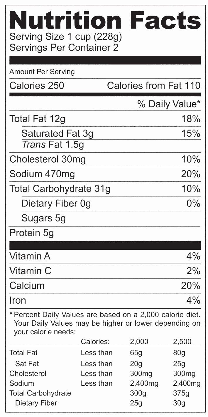 The Appealing Blank Nutrition Facts Template Yatay Horizonconsulting Co With Nutrition Label Template Nutrition Facts Label Nutrition Labels Nutrition Facts
