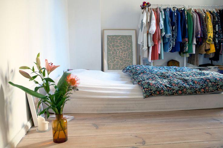 Johanna Tagada & Jatinder Singh Durhailay — Artists, Apartment, Prenzlauer Berg, Berlin.