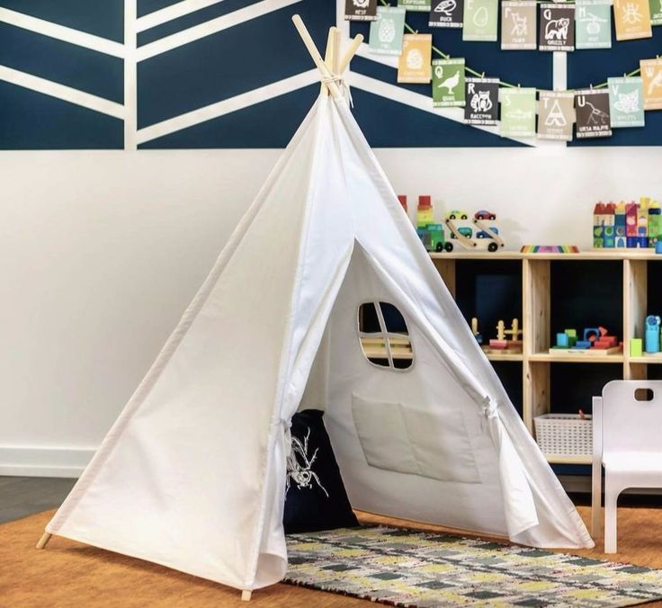 Sprig and Sprouts Kids Large Teepee Play