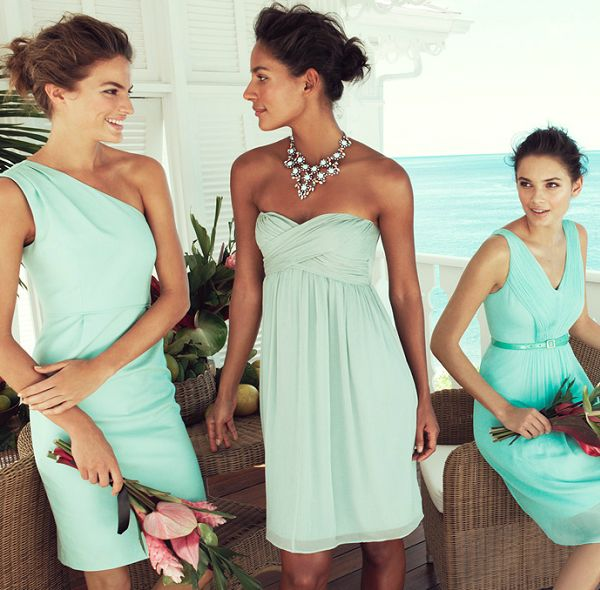 JCrew's Spring Wedding Dress Collection the middle dress <33