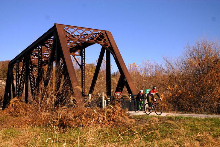 Katy Trail State Park - Jefferson City, MO
