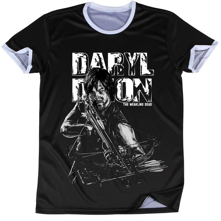 Hotsale Fashion T Shirts Men The Walking Dead T Shirt Funny Camisetas Fitness Casual-Clothes Size S-4XL //Price: $19.64 & FREE Shipping //     #walkingdead