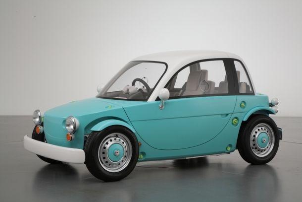 Camatte EV concept car is perfect for kids: Camatt Concept, Toyota Camatt, Concept, For Kids, Camatt Sora, Tokyo Toys, Concept Cars, Toyota Camett, Toyota Concept
