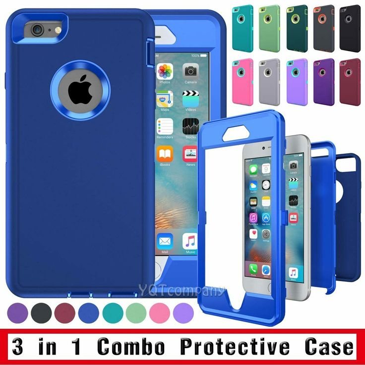 For iphone 6 6s 7 8 plus xr xs max 11 pro max heavy duty